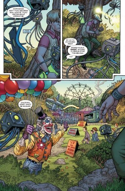 X-Men Cyrk 1