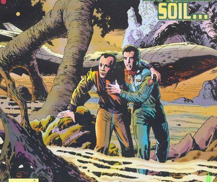 Z kadru filmowego do komiksowego: Babylon 5