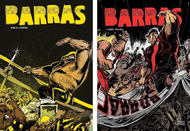 """Barras"" 1&2 – RECENZJA"