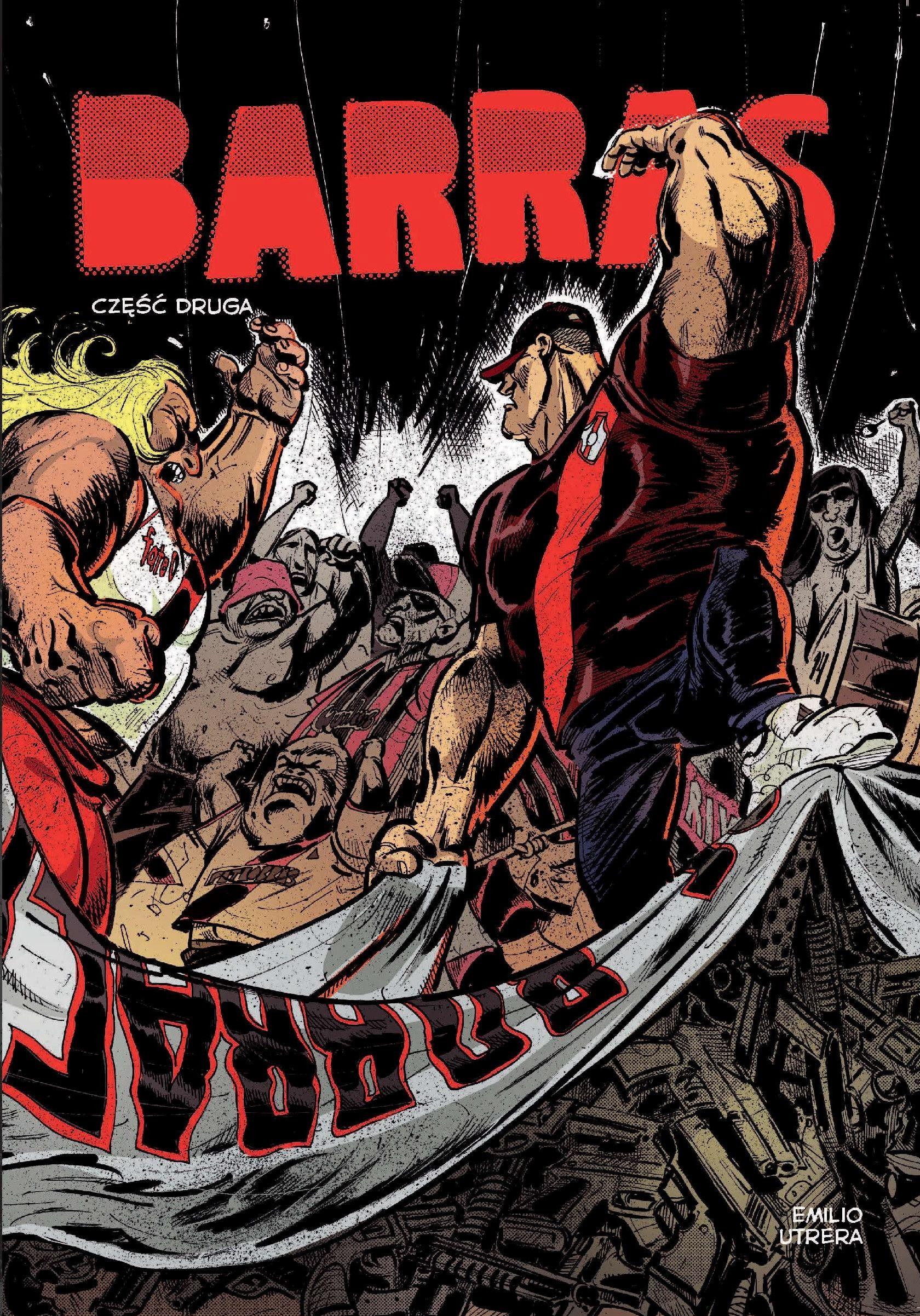 Zapowiedź: BARRAS – Zeszyt 2