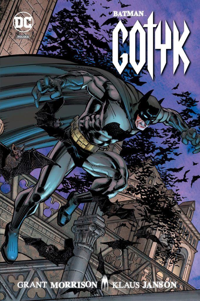 Batman:Gotyk (okładka)