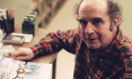 Harvey Pekar – Heros szarej codzienności