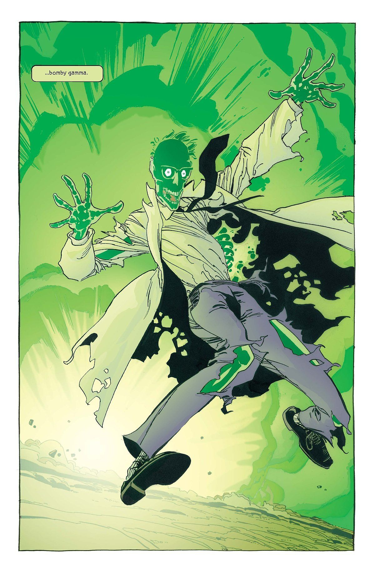 Hulk bomba