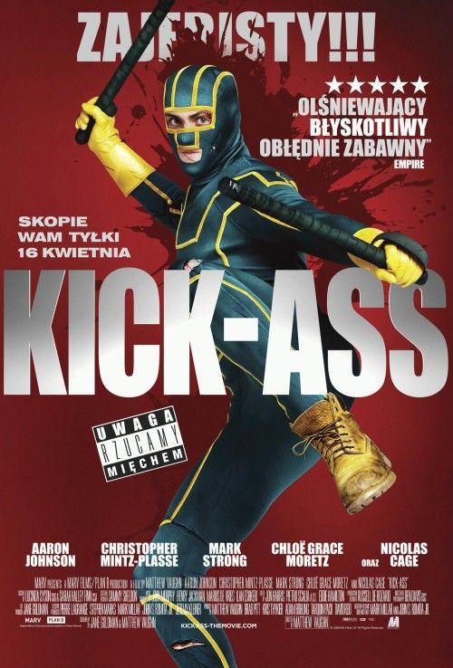 KickAssPlakatPL