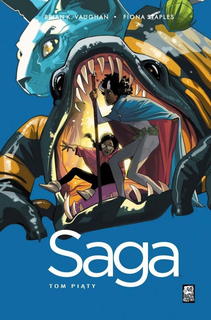 """SAGA"" # 5 – RECENZJA"