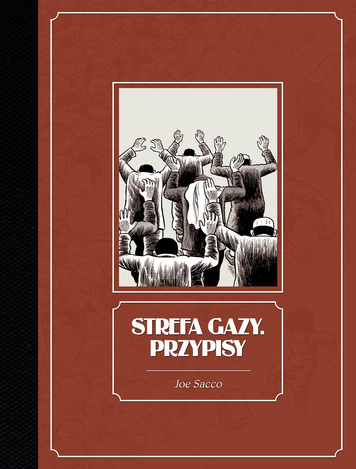 Strefa Gazy_PL_COVER_druk
