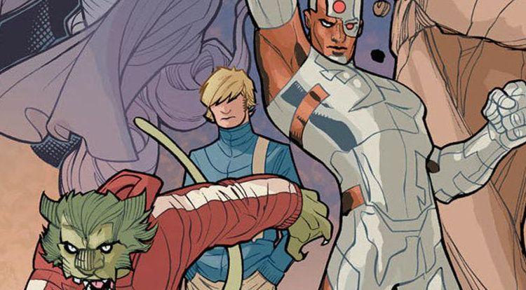 Recenzja: Teen Titans: Earth One vol.1