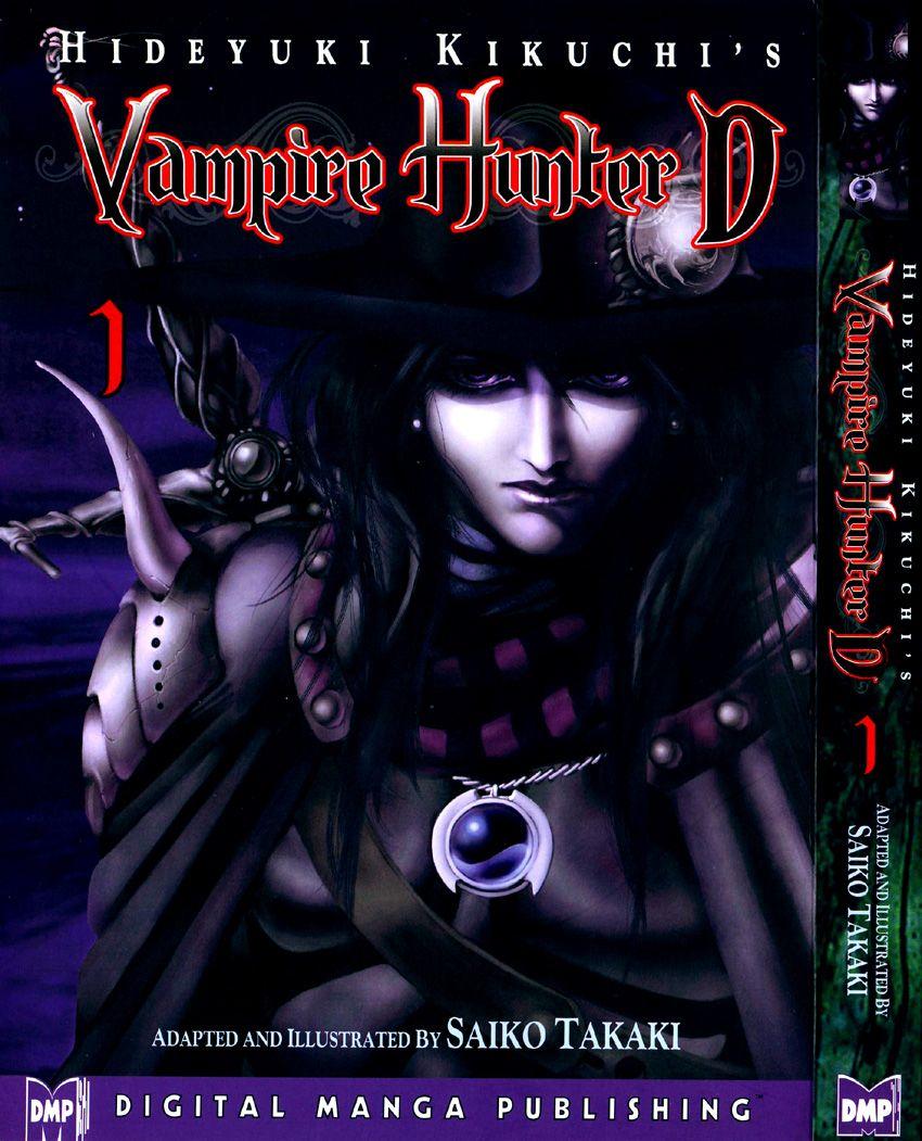 Vampire_Hunter_D_v01_-_Cover01