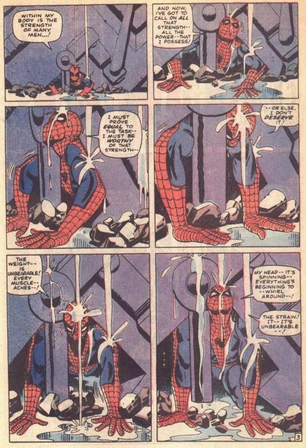 Amazing Spider-Man #33 - rys. Steve Ditko