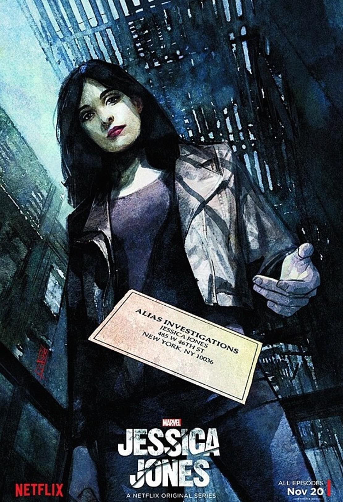 Jessica Jones ‒ recenzja